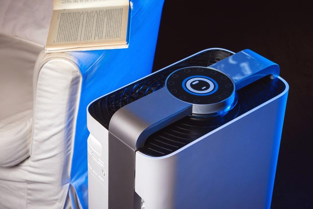 air purifier humidifier combo